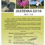 Olešenka 2016
